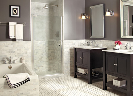 Meuble skandrani meubles et ameublement for Design my bathroom home depot
